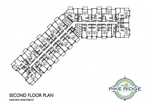 pike ridge senior commons, second floor layout, affordable senior apartments kenosha